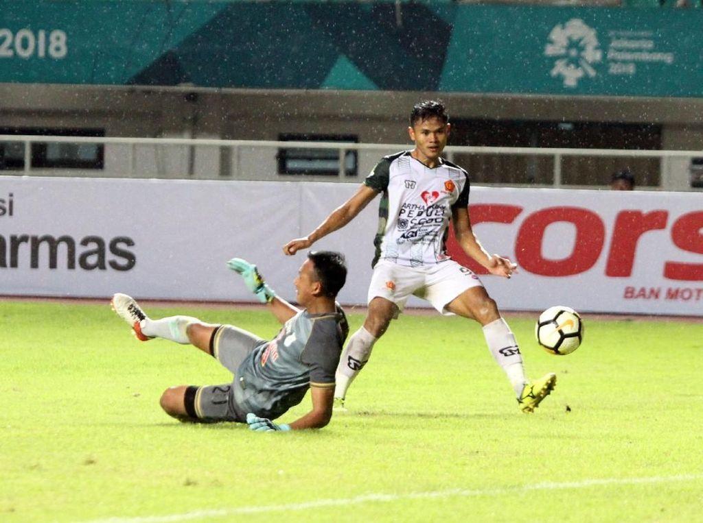 Hasil Liga 1: Rakic Hat-trick, PS Tira Kalahkan PSMS 4-2