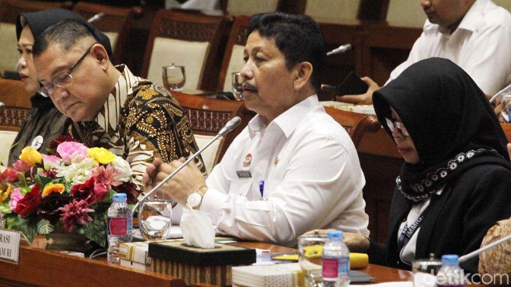 Komisi VIII Bahas Setoran Haji