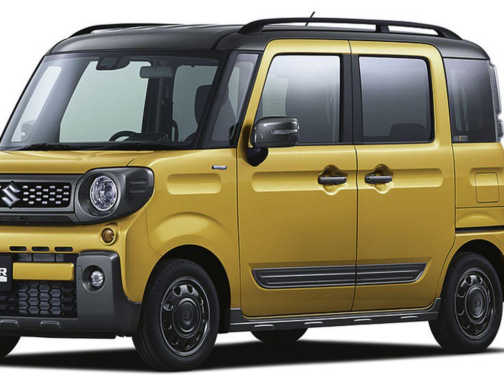 Suzuki Kembali Hidupkan Spacia, Lebih Mungil dan Unik