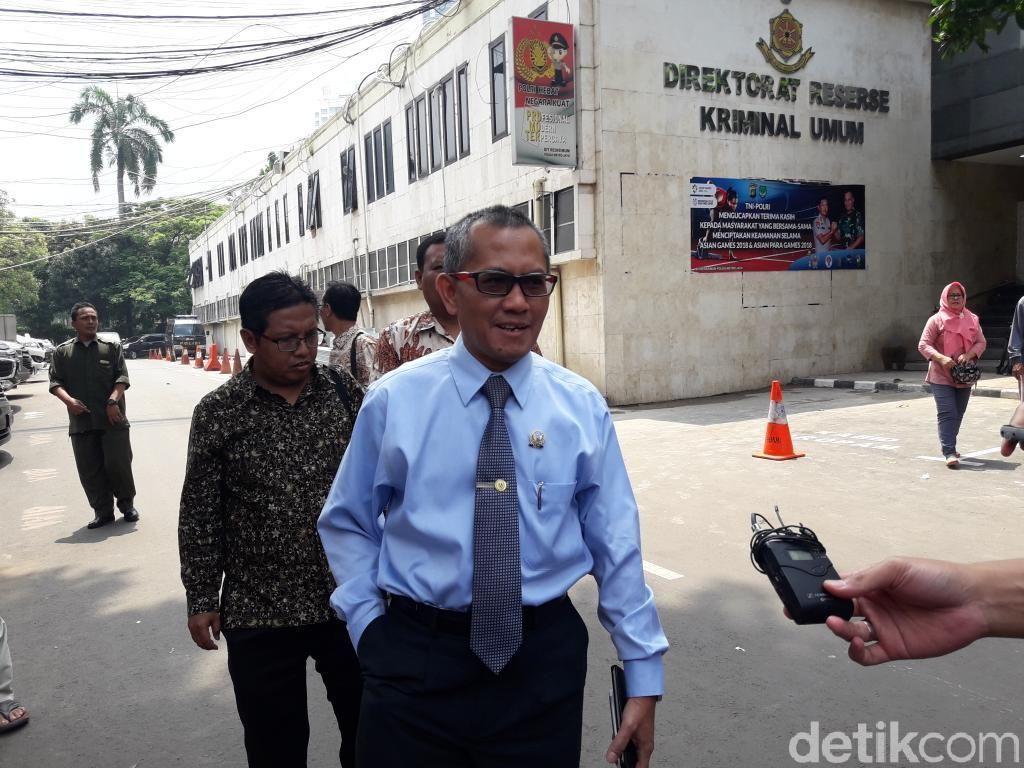 Ketua KY Batal Diperiksa soal Isu Setoran Ketua Pengadilan ke MA