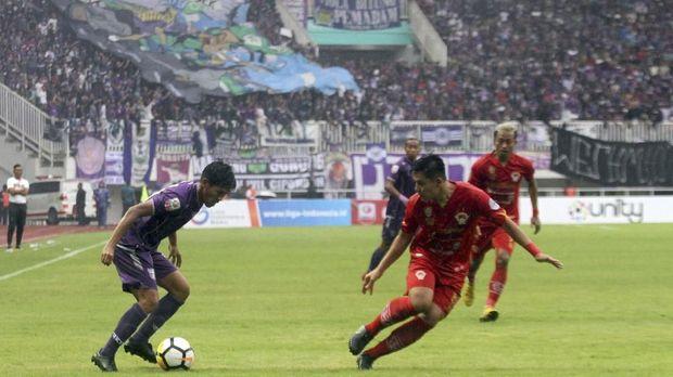 Kalteng Putra lolos ke Liga 1 2019 setelah sukses meraih peringkat ketiga mengalahkan Persita Tangerang di Liga 2. (