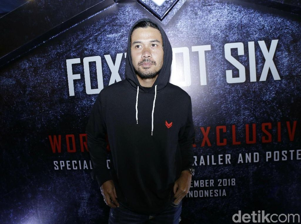 Jadi Juri di Police Movie Festival 2019, Chicco Jerikho Kesulitan