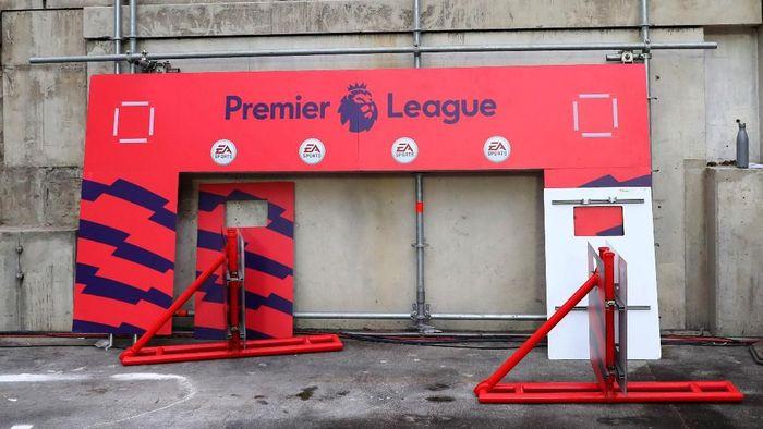 Liga Inggris tengah pekan diramaikan duel Manchester United vs Arsenal (Catherine Ivill/Getty Images)