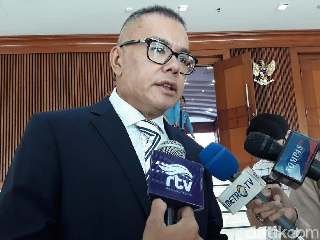 Berita Peresmian MRT Jadi Bukti Prabowo ke MK, Bara Hasibuan: Nonsense!