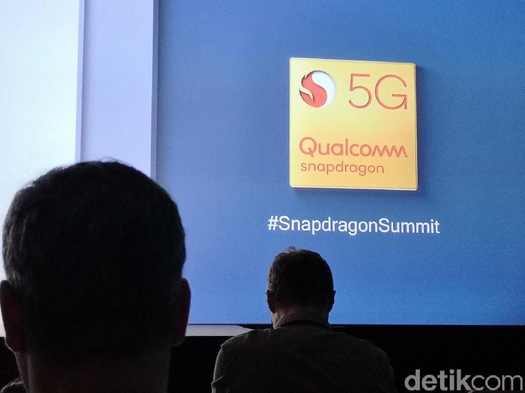 Snapdragon 855 Diumumkan, Smartphone 5G Telah Datang