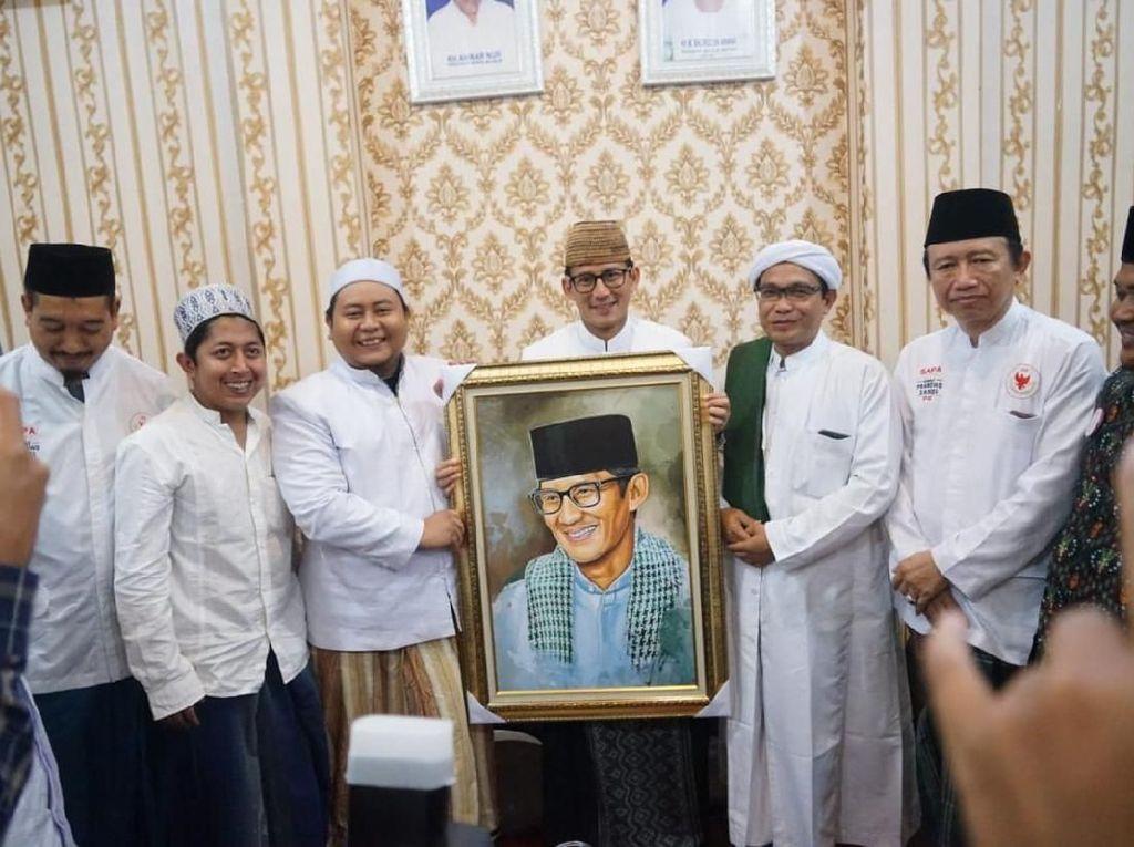 Kunjungi Ponpes di Malang, Sandiaga Janjikan Adanya Santripreneur