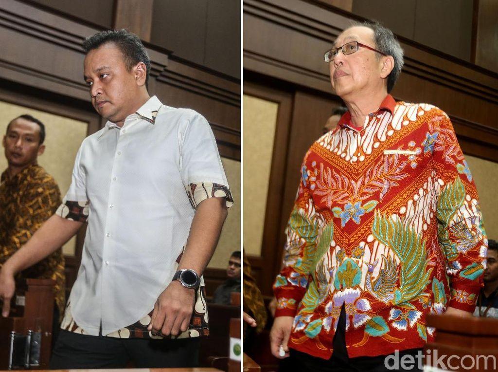 Keponakan Novanto dan Pengusaha Made Oka Divonis 10 Tahun Penjara