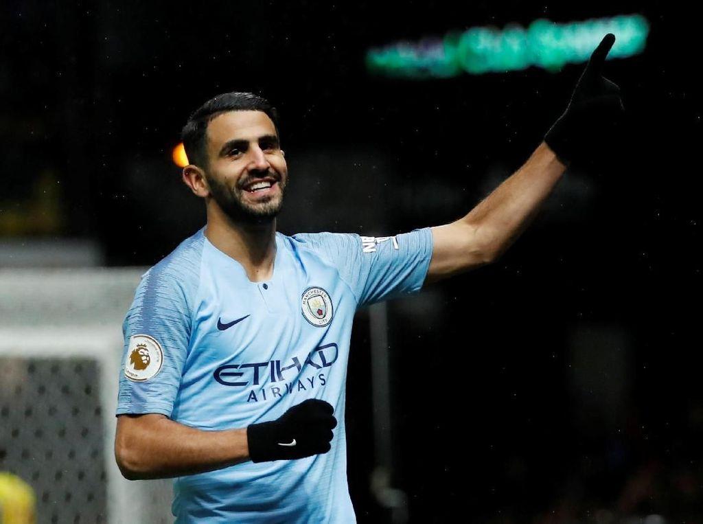 Sambutlah Riyad Mahrez dengan Baik, Leicester