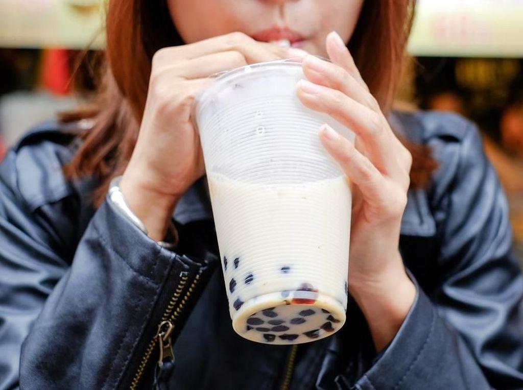 Grab Ungkap Negara Asia Tenggara Paling Doyan Minum Bubble Tea