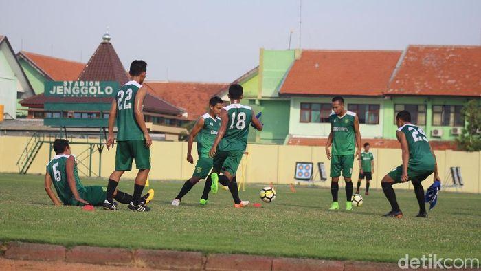 Persebaya Surabaya. (Foto: Suparno/detikcom)