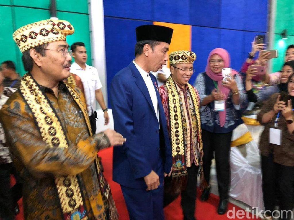 Jokowi: BJ Habibie Mentor Saya, Kuat Diskusi Berjam-jam
