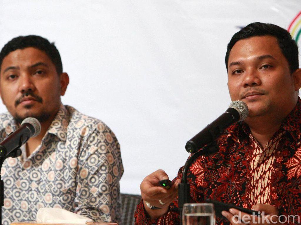 Elektabilitas Jokowi vs Prabowo Stagnan di Survei LSI