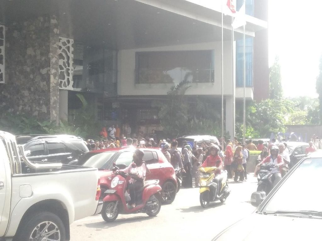 Gempa M 5,7 di NTB Terasa Hingga Bali