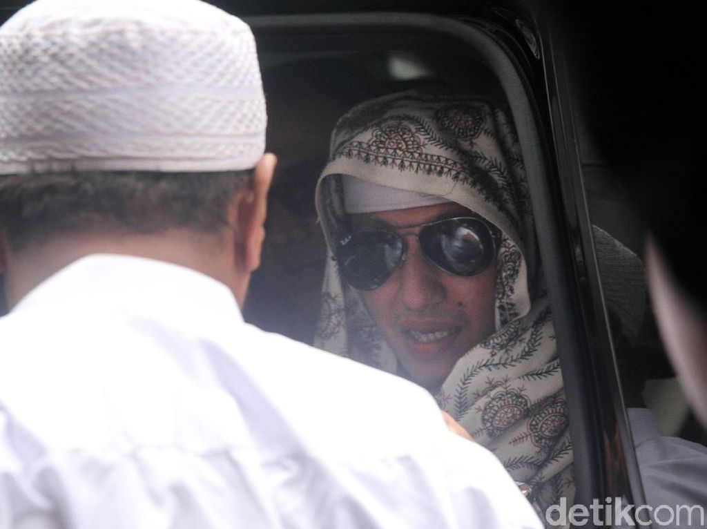Gerindra Harap Polisi Profesional Tangani Kasus Habib Bahar