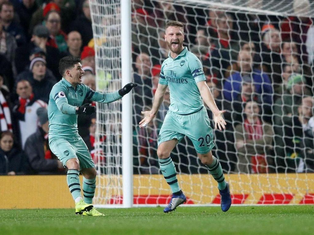 Siapa Bisa Menjegal Arsenal?