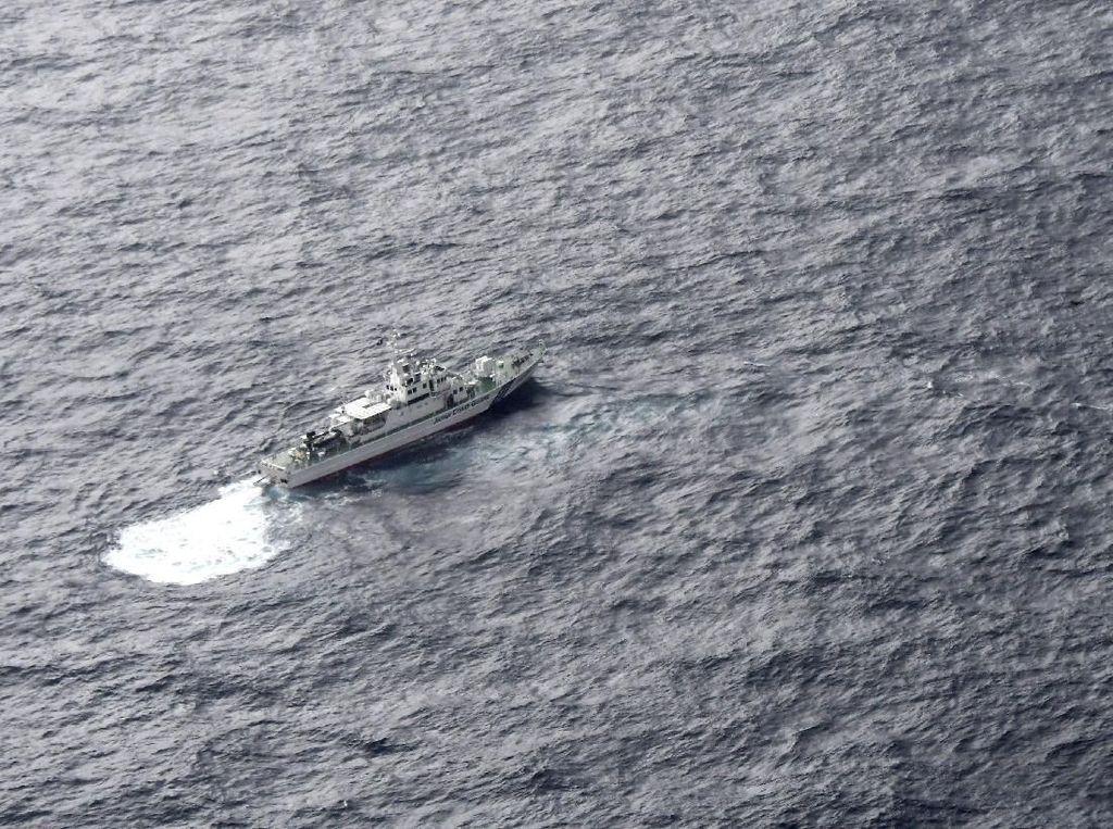 Pesawat Militer AS Tabrakan di Laut Jepang, 6 Marinir AS Hilang