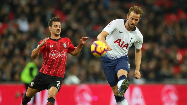 Hasil Tottenham vs Soton: Tuan Rumah Menang 3-1