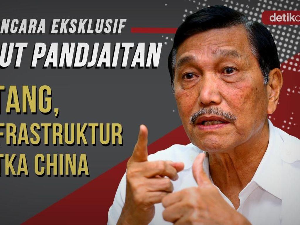 Tonton! Luhut dan Politik Mendukung Jokowi
