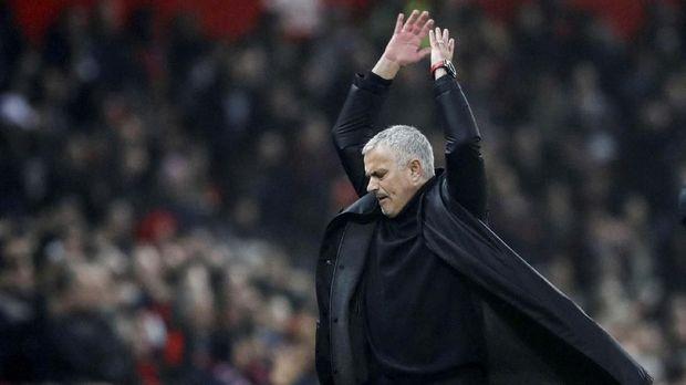 Jose Mourinho didepak Manchester United pada pertengahan musim lalu. (