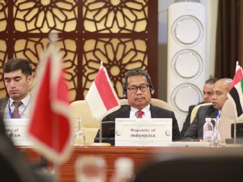 Di Forum OKI, Indonesia Kecam Pengesahan Hukum Rasis Israel