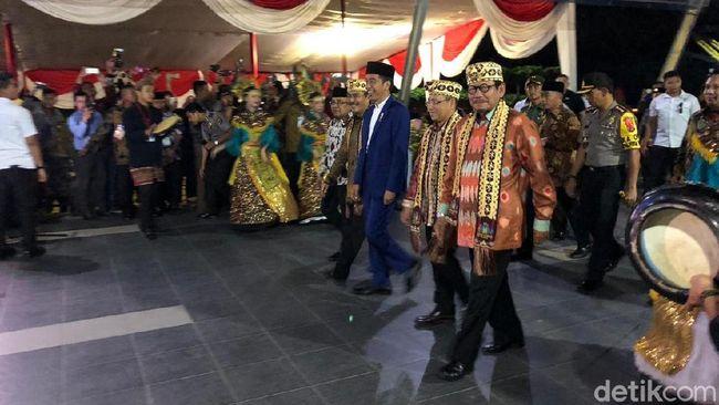 Jokowi: ICMI Bukan Sembarang Ormas Islam