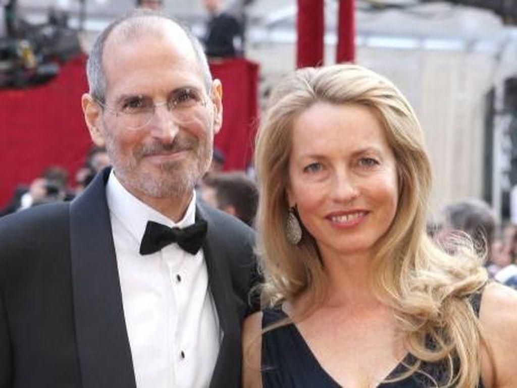 Istri Steve Jobs Tarik Investasi di 2 Perusahaan Media Gegara Corona