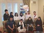 Bantah Jatuh dari Kamar Mandi, Maruf Amin: Kaki Saya Terkilir
