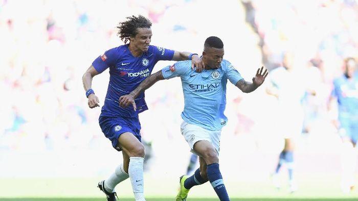 Chelsea kalah dari Manchester City pada pertemuan terakhir kedua tim di Community Shield (Clive Mason/Getty Images)