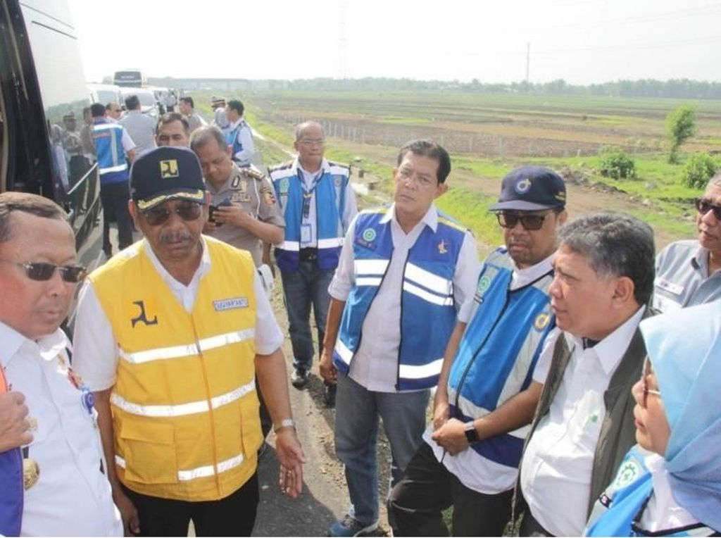 Susuri Jalan Tol Trans Jawa, Kemenhub Soroti Aspek Keselamatan