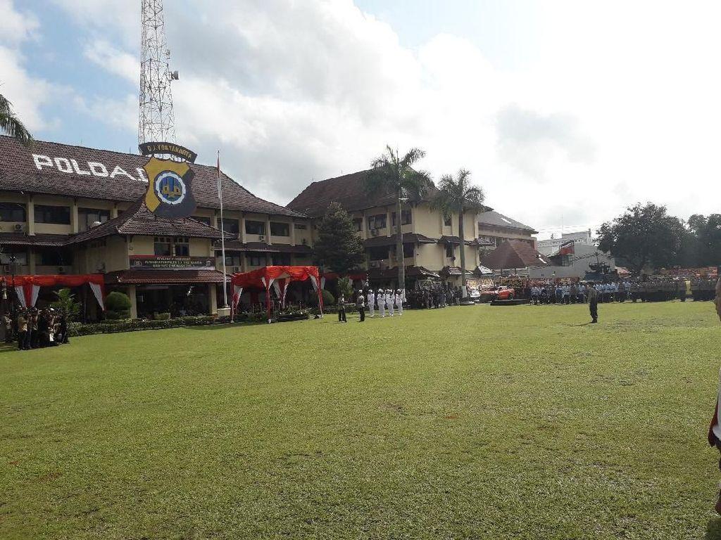 Bahas Rencana Panggil Rektor UGM, ORI Temui Kapolda DIY