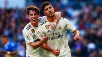 Pesta Besar Real Madrid Atas Melilla