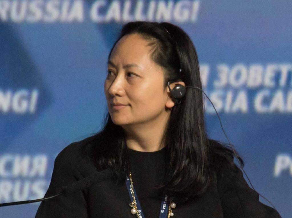Sejumlah Pembelaan Bos Huawei agar Dibebaskan, Apa Saja?