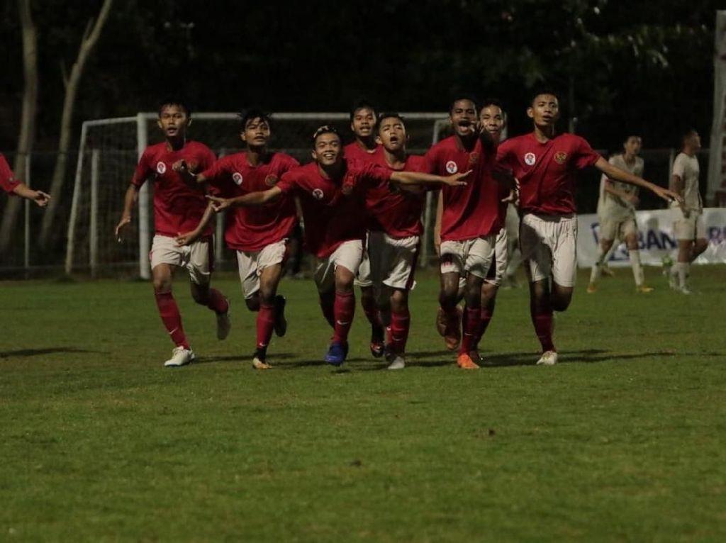 Kalahkan Tim China 3-1, Timnas Pelajar Lolos ke Final Bali IFC