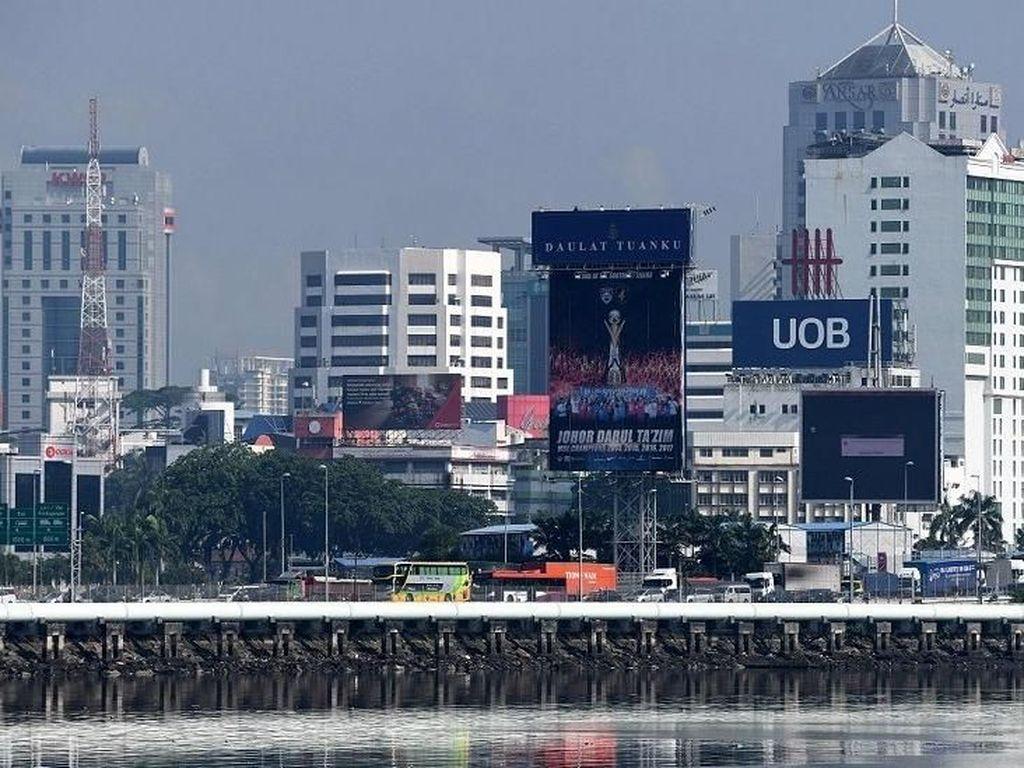 Hubungan Malaysia dan Singapura Memanas Akibat Batas Pelabuhan