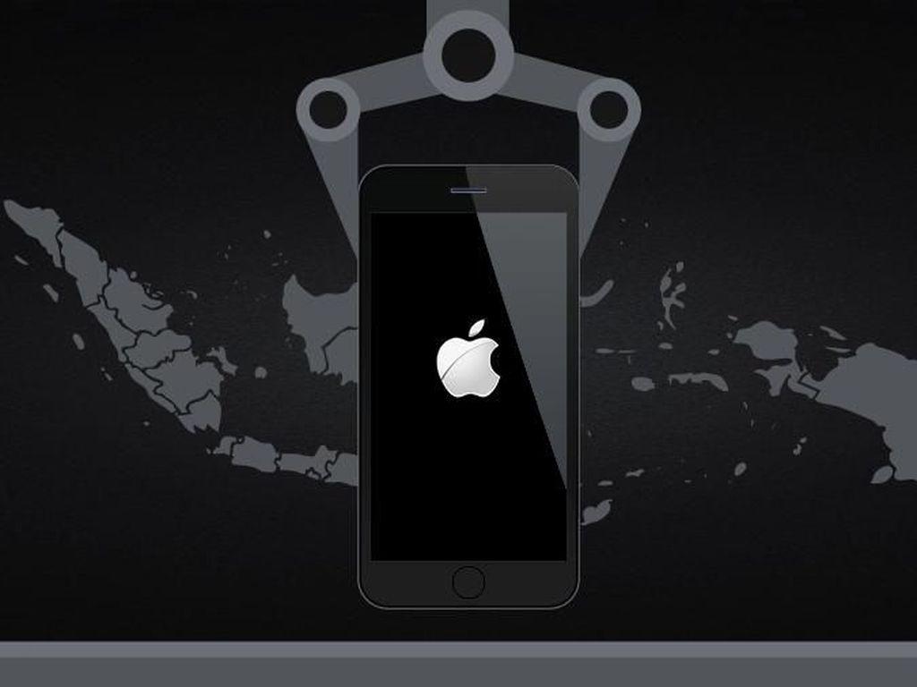 Perakit iPhone Mau Pindahkan Pabrik ke RI