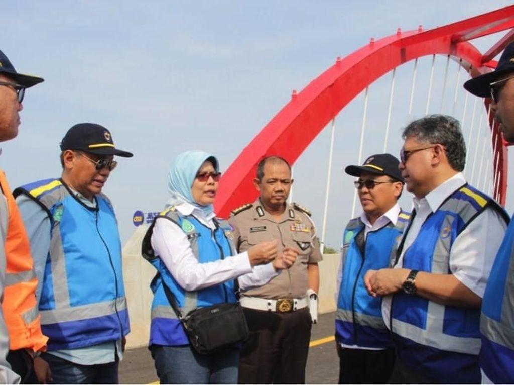 Jasa Marga Segera Rampungkan Dua Overpass Tol Trans Jawa
