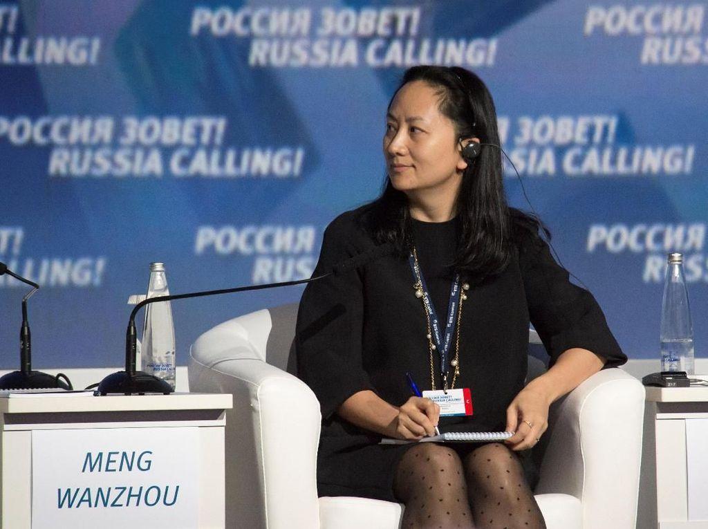 Bos Huawei Ditangkap, China Incar Apple buat Balas Dendam?
