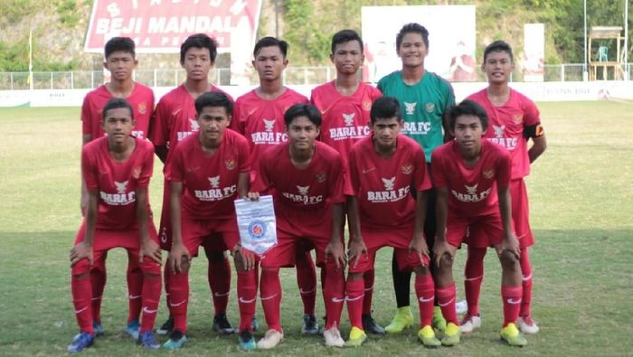 Bara FC lolos ke final Bali IFC Piala Menpora 2018 di Bali (dok.Kemenpora)