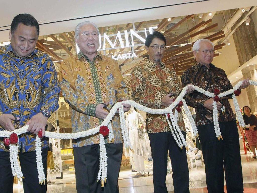 60 Tahun Hubungan Indonesia-Jepang dalam Toko