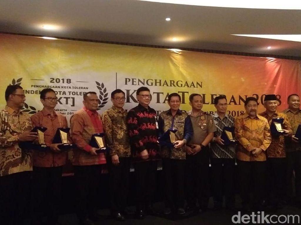 Setara: Singkawang Kota Paling Toleran, Jakarta Posisi 92