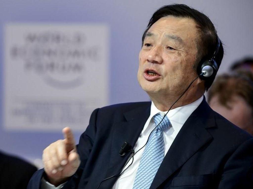 Bos Huawei Kembali Angkat Bicara soal Penangkapan Anaknya