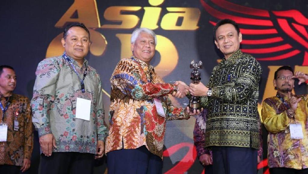 Pupuk Indonesia Raih Penghargaan Bergengsi