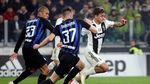 Tandukan Mandzukic Antar Juventus Kalahkan Inter Milan