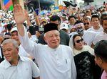 Najib dan Istri Ikut Aksi Anti-Ratifikasi Konvensi PBB soal Ras