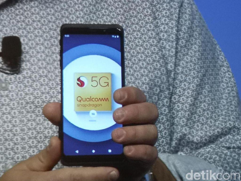 Qualcomm dan Nokia Punya Paten 5G