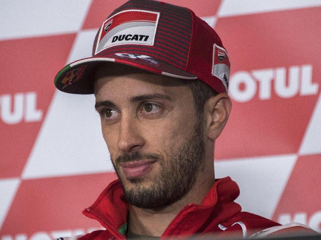 Marquez Tak 100 Persen, Dovizioso Unggulan di MotoGP Qatar
