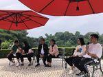 Jokowi Cerita Sudah Lama Tak Cicipi Sup Buatan Iriana