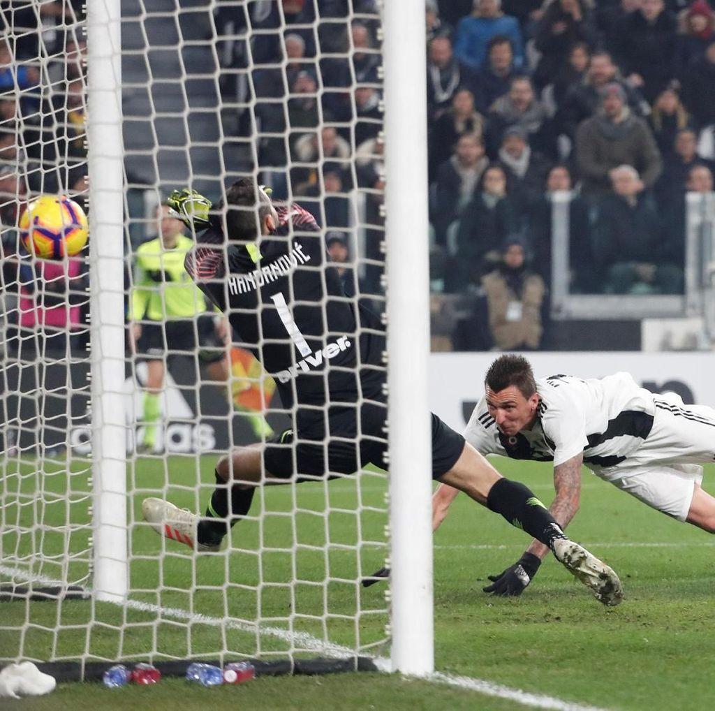 Hasil Liga Italia: Derby dItalia Milik Juventus