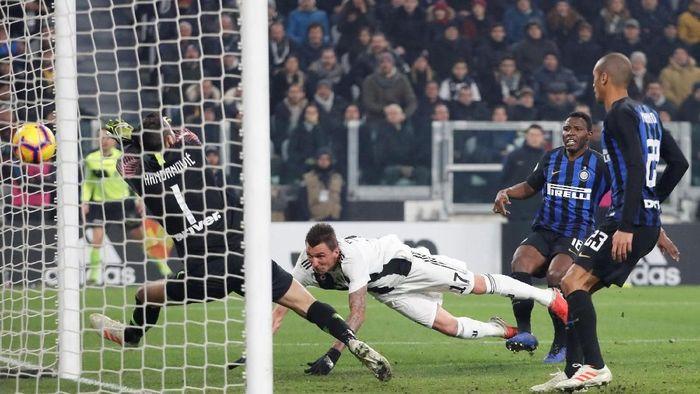 Juventus menang 1-0 atas Inter Milan (Foto: Reuters)