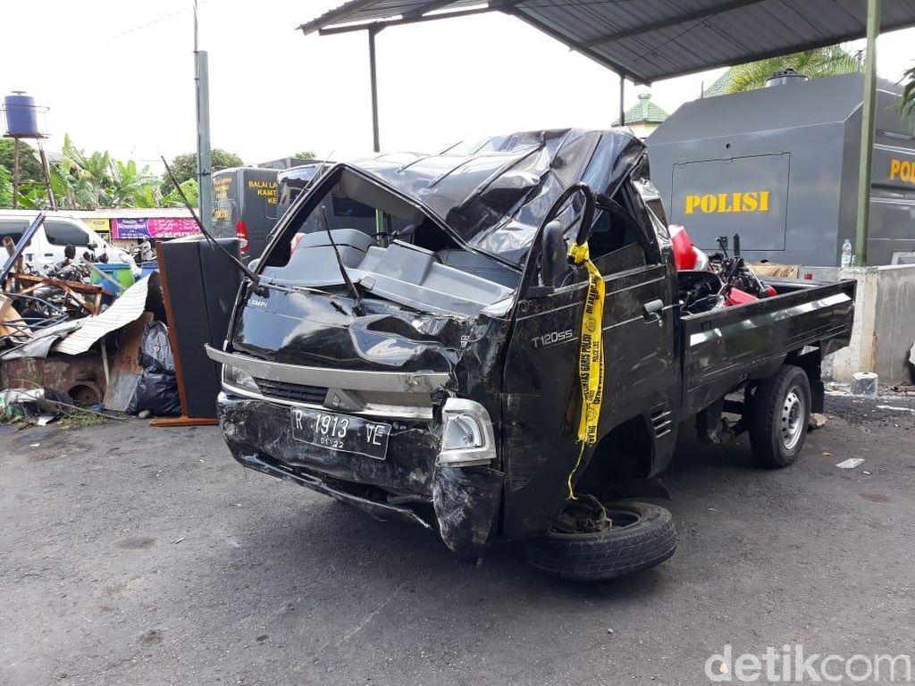 Mobil Tabrak Pemotor Diduga Klitih di Sleman, 2 Orang Tewas